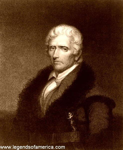 Post image for Daniel Boone — An Appreciation
