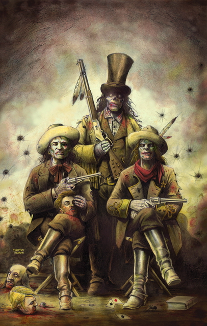 Blood meridian characters