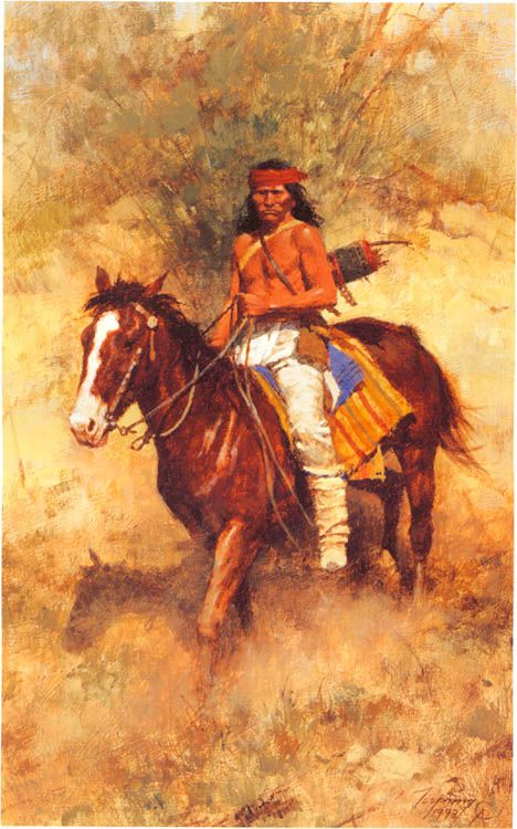 Famous Paintings Of Warriors