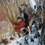 John Buxton's 18th Century Frontier