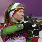 Darya Domracheva Is Back In The Fight