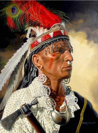Blue Jacket War Chief Of The Shawnees | Outdoor Jacket