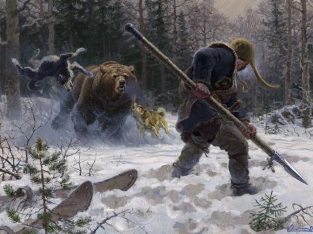 Art Of The Wild East Frontier Partisans
