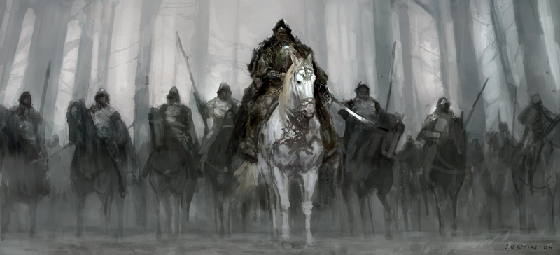 Frontier Partisans Of The Mythic Realm Frontier Partisans