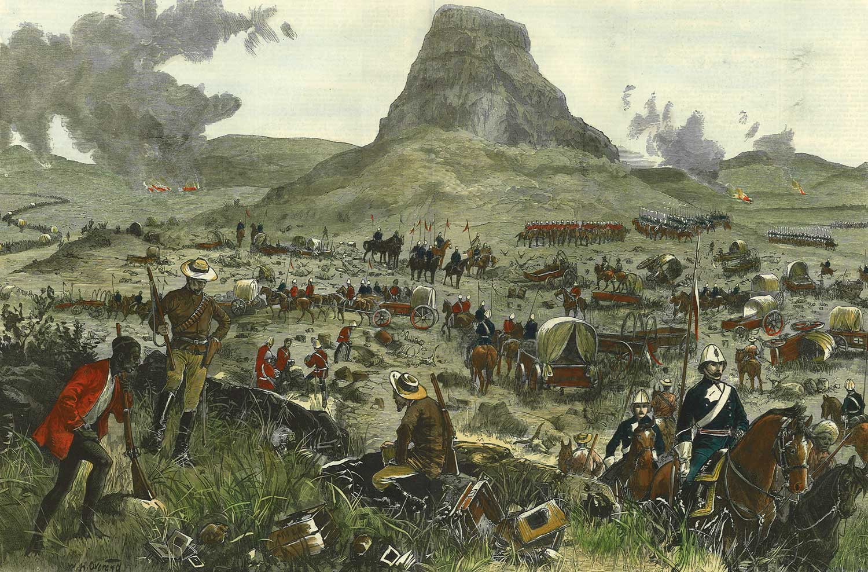 Isandlwana Frontier Partisans
