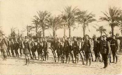 The Jewish Legion.