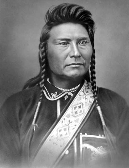 Oregon and Idaho both want to claim the noble legacy of Chief Joseph.
