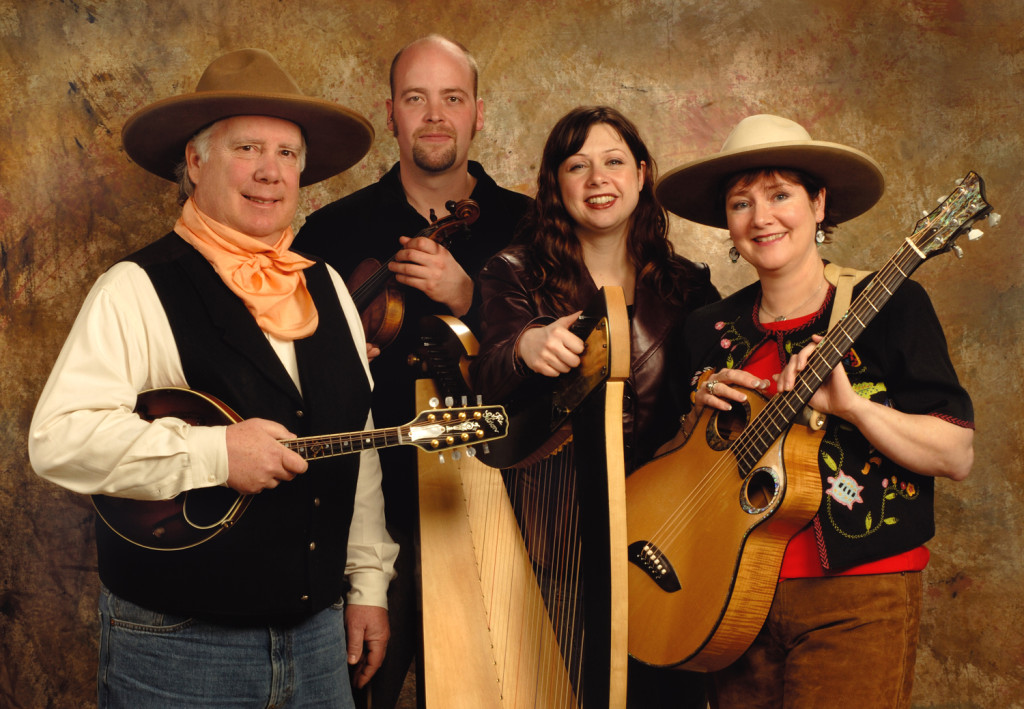 Cowboy Celtic burnishes the connections between the old ballads of the British Isles and the frontiers of North America.