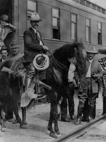 General Rodolfo Fierro: The Deadliest Man in Mexico.