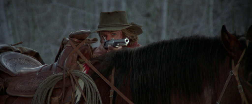 Jeremiah Johnson was the first movie I ever saw in a theater. The twig was bent early...