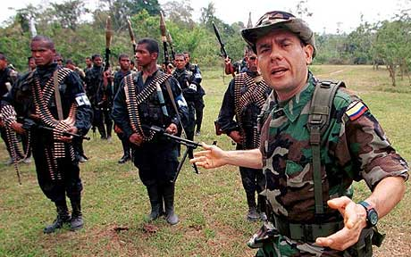 Fighting Dirty Down Colombia Way - Frontier Partisans