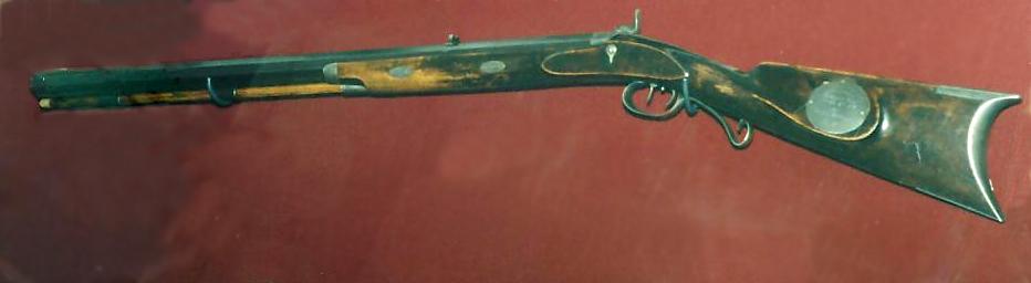The Mountain Man's Rifle - Frontier Partisans