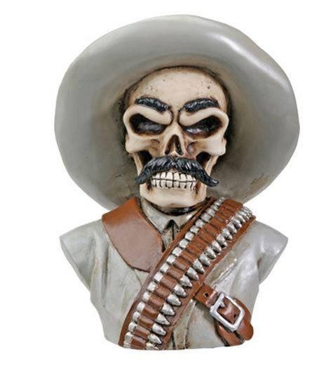 7234-YTC-Pancho-Bust-Figurine