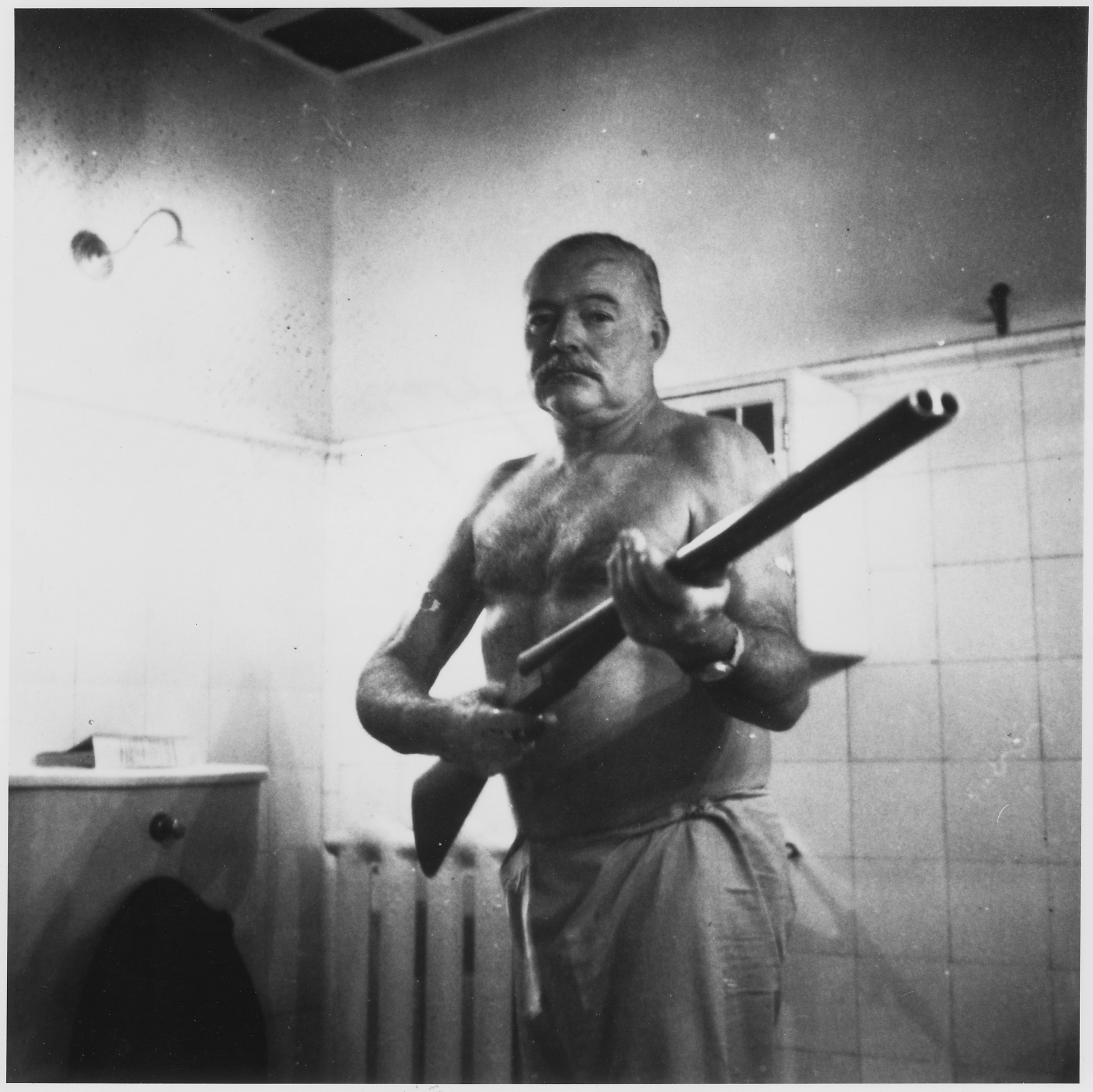 Image result for hemingway in cuba in the 1950s photo