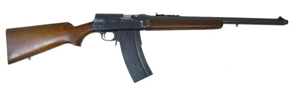 Hamer's Hammer. Remington Model 8.