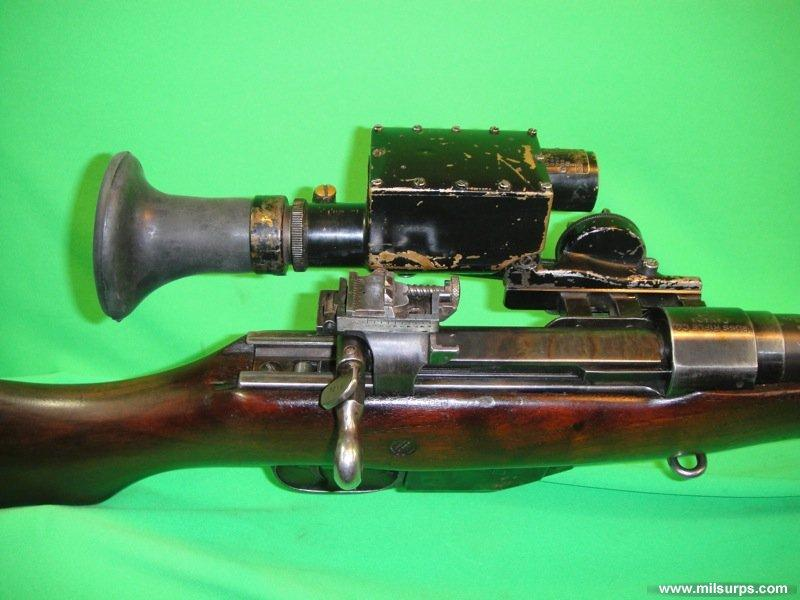 Gimme a Mauser fer cryin' out loud!