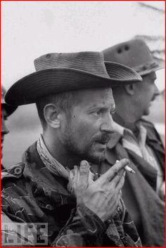 Belgian mercs in the Congo.