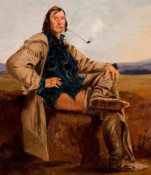 Indian Mountain Men Frontier Partisans