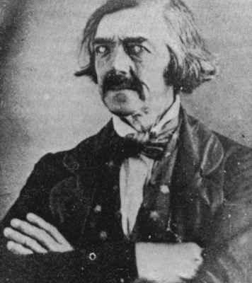 James Kirker, an even more notorious scalp hunter than John J. Glanton.