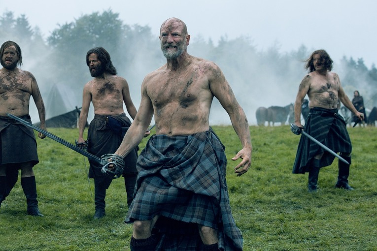 Aye, and it makes a gentleman of a certain age want to rip his shirt off and start laying about him with his basket-hilted broadsword, so it does.