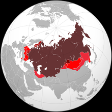 The center of the world, according to the Eurasianists.