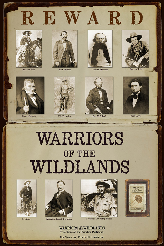 Warriors of the Wildlands, poster: 2-pack