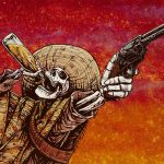 Lowbrow Skeltons Of The Weird West