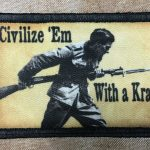 Civilize 'Em With A Krag