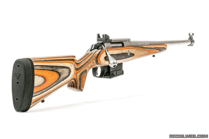 Ranger Rifle - Frontier Partisans
