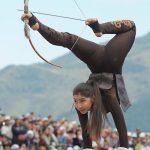 Ancient Games —Barbaric Yawp