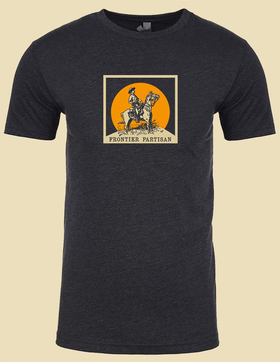 Frontier Partisanship t-shirt